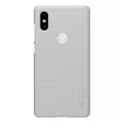 Чехол бампер NILLKIN Super Frosted Shield для Xiaomi Mi Mix 3 (Gray)