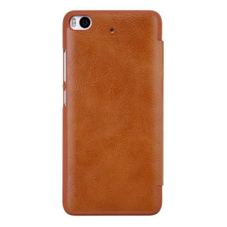 Чехол-книжка Nillkin Qin Leather для Xiaomi Mi5s (Brown)