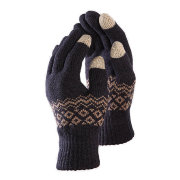 Перчатки Xiaomi Touchscreen Winter Wool Gloves (Черный)