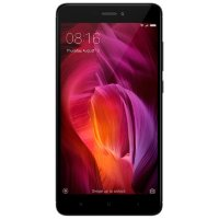 Смартфон Xiaomi Redmi Note 4X 64Gb+4Gb Black Snapdragon