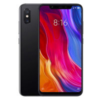 Смартфон Xiaomi Mi8 SE 4/64Gb Black/Черный EU (Global Version)