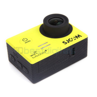 Экшн камера SJCAM SJ5000 Plus (Yellow)