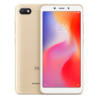 Смартфон Xiaomi Redmi 6A 2/16Gb Gold/Золотой EU (Global Version)