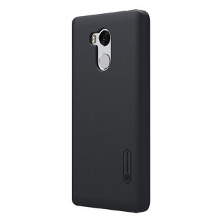 Чехол бампер NILLKIN Super Frosted Shield для Xiaomi Redmi 4 Pro (Black)