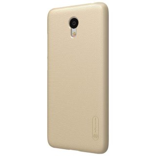 Чехол бампер NILLKIN Super Frosted Shield для Meizu M6 (Gold)