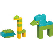 Конструктор Xiaomi Mi Bunny Animal Park Building Blocks