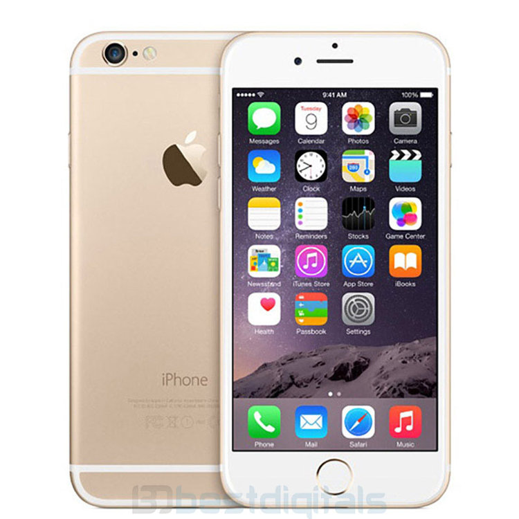 Apple IPhone 6 16Gb Gold (Евротест)
