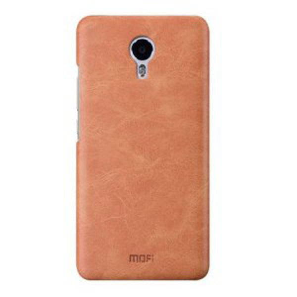Чехол бампер MOFI для Meizu M3 note (Brown)