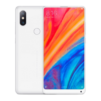Смартфон Xiaomi Mi Mix 2s 64Gb White/Белый EU (Global Version)