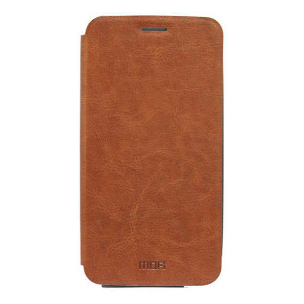 Чехол книжка MOFI для Asus Zenfone 2 ZE551ML (Brown)
