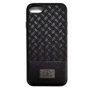 Чехол накладка Santa Barbara Polo IPhone 7/8 Chevron 2 (Black)