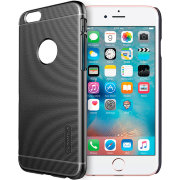 Чехол бампер NILLKIN Super Frosted Shield для Apple iPhone 6 Plus (Gray)