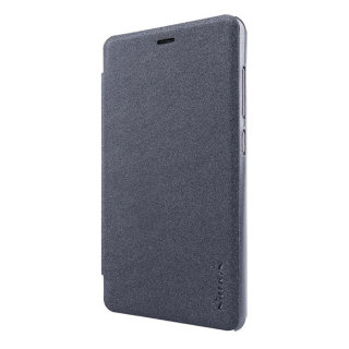 Чехол книжка NILLKIN Sparkle leather case для Xiaomi Redmi 3 (Black)