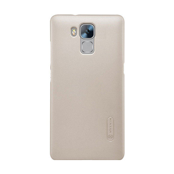 Чехол бампер NILLKIN Super Frosted Shield для Huawei Honor 5c (Gold)