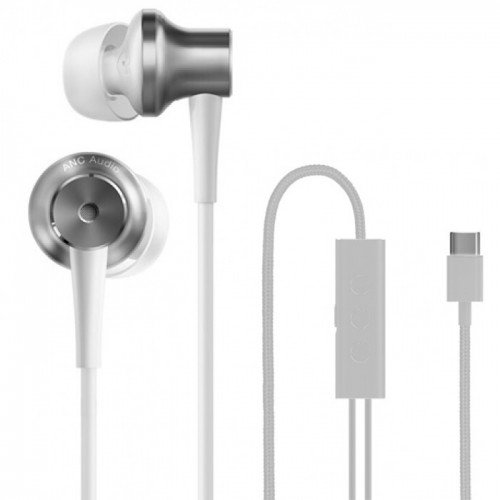 Наушники Xiaomi Mi ANC Type-C In-Ear Earphones (White)
