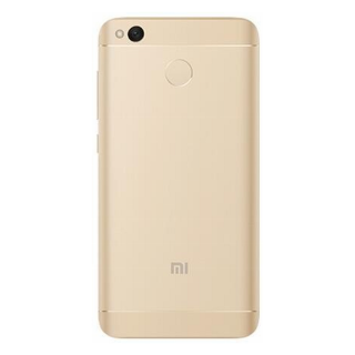 Смартфон Xiaomi Redmi 4X 64Gb+4Gb Gold