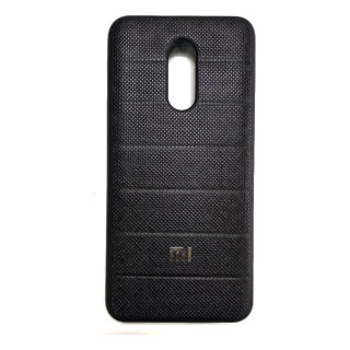 Чехол бампер Mi Streaks Xiaomi Redmi 5 Plus (Black)