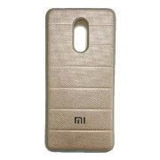 Чехол бампер Mi Streaks Xiaomi Redmi 5 Plus (Gold)