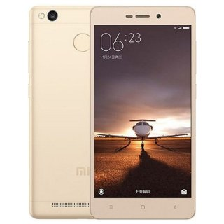 Смартфон Xiaomi Redmi 3s 16Gb Gold