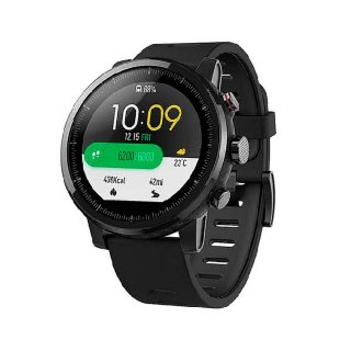 Умные часы Xiaomi Amazfit Stratos (Smart Sports Watch 2) EU Black