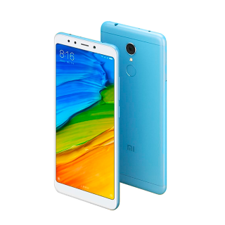 Смартфон Xiaomi Redmi 5 64Gb Blue/Голубой
