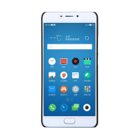 Чехол бампер NILLKIN Super Frosted Shield для Meizu M5 Note (Grey)