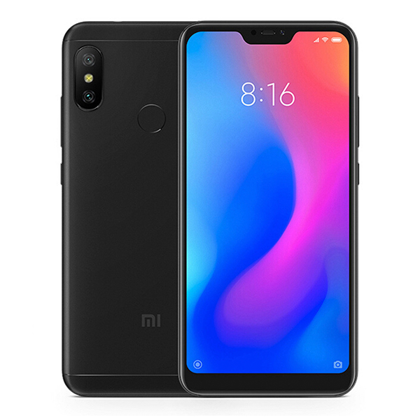 Смартфон Xiaomi Mi A2 Lite 4/64Gb Black/Черный EU (Global Version)