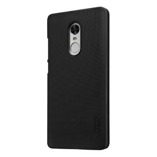 Чехол бампер NILLKIN Super Frosted Shield для Xiaomi Redmi Note 4x (Gray)