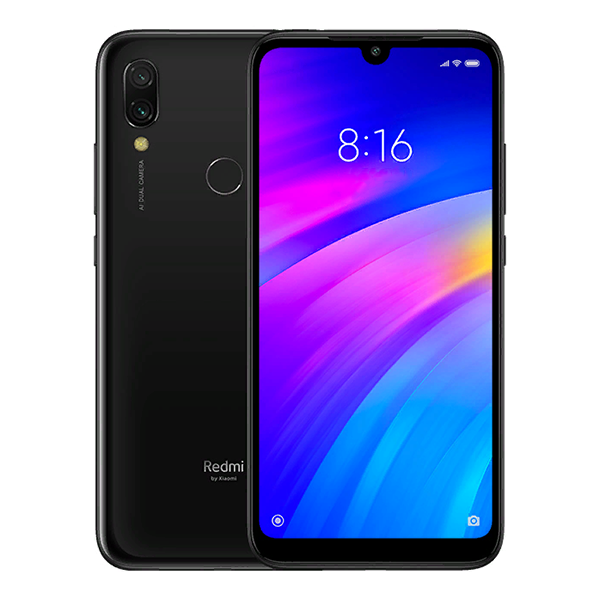 Смартфон Xiaomi Redmi 7 2/16Gb Black/Черный EU (Global Version)