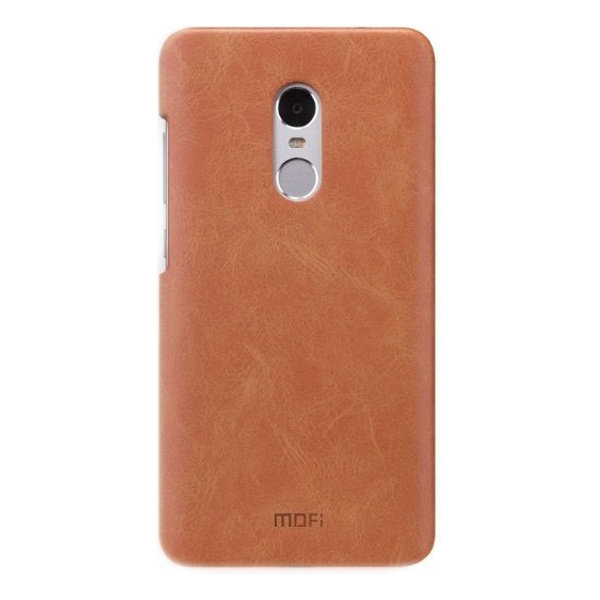 Чехол бампер MOFI для Xiaomi Redmi Note 4 (Brown)