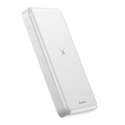 Внешний аккумулятор Baseus M36 Wireless Charger 10000mAh (White) PPALL-M3602
