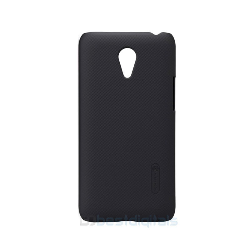 Чехол бампер NILLKIN Super Frosted Shield для Meizu M2 Note (Black)
