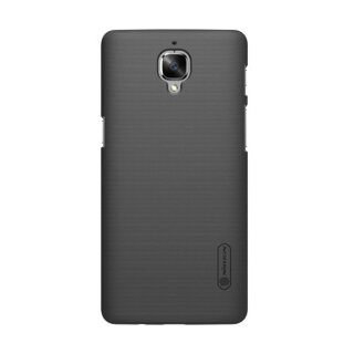 Чехол бампер NILLKIN Super Frosted Shield для OnePlus OnePlus3 Black