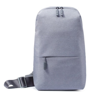 "Рюкзак Xiaomi Mi City Sling Bag 10"" (Gray)"
