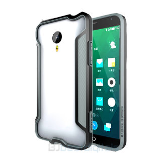 Чехол бампер NILLKIN Armor Frame для Meizu MX4 (Black)