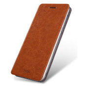 Чехол книжка MOFI для Xiaomi Redmi Note 4 (Brown)