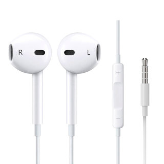 Наушники HOCO M1 series earphone для айфон White