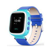 Детские часы с GPS Smart Baby watch Q60 (Blue)