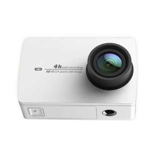 Экшн камера Xiaomi Yi 4k Action Camera White