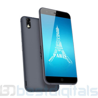 Смартфон Ulefone Paris Grey
