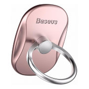 Подставка Baseus Multifunctional Ring Bracket Rose Gold/Розовый