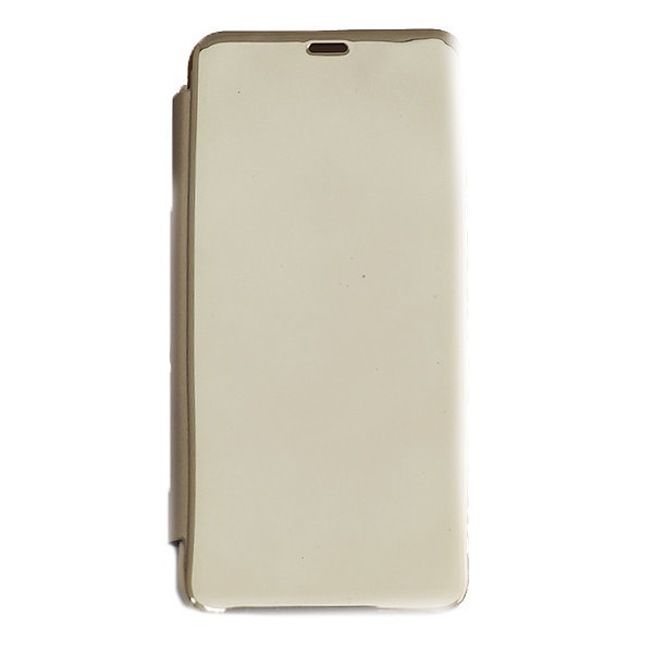 Чехол-книжка Clear View Standing Cover для Xiaomi Mi9 (Gold)
