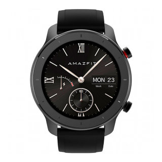 Умные часы Xiaomi Amazfit GTR 42mm Black EU (Global Version)
